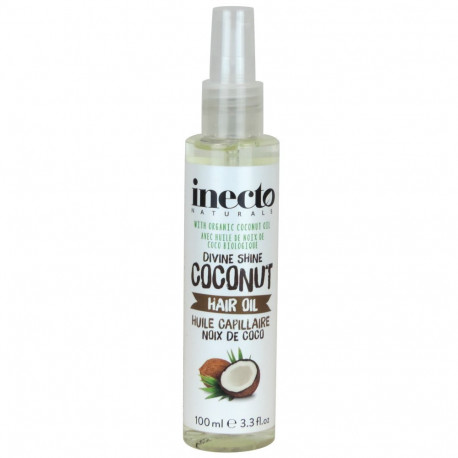 INECTO Smoothing Hair Serum PURE COCONUT
