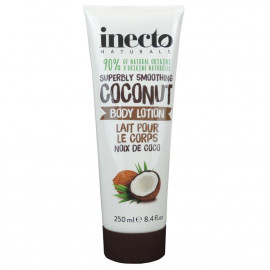 INECTO Superbly Smoothing Coconut Body Lotion