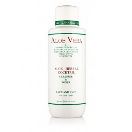 Canarias Cosmetics ALOE HERBAL COCKTAIL