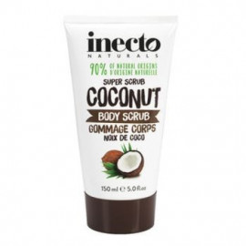 INECTO Exfoliating Body Scrub PURE COCONUT