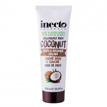 INECTO Deliciously Rich Coconut Shower Wash