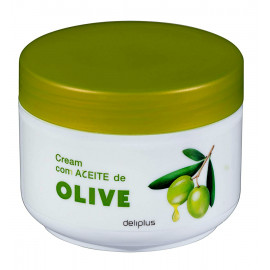Body cream with OLIVE oil Deliplus