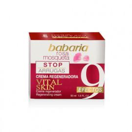 Крем регенерирующий для лица VITAL SKIN 9 efectos, Babaria