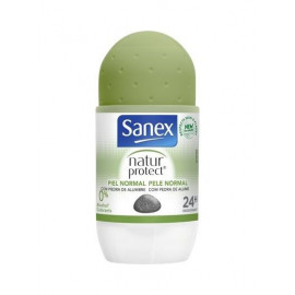Roll-on deodorant Sanex Naturprotect Normal Skin