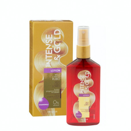 Deliplus Intense & Gold Lotion