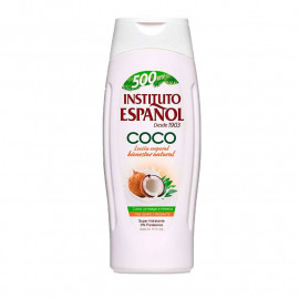 Coconut Lotion, Instituto Español