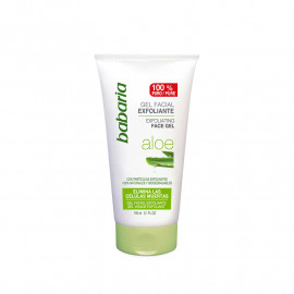 Face Gel Exfoliating Scrub, BABARIA