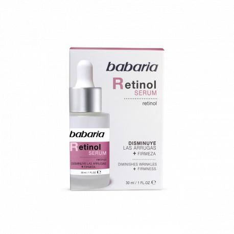Serum Retinol, BABARIA