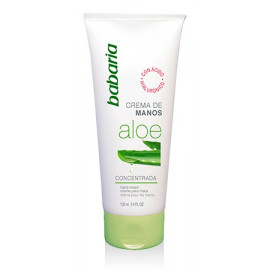 HAND CARE HAND CREAM CONCENTRATED ALOE VERA, BABARIA