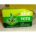 DOMAR Jabón. Jabón de Glicerina + Aloe Vera