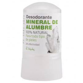 Desodorante mineral de alumbre, Deliplus