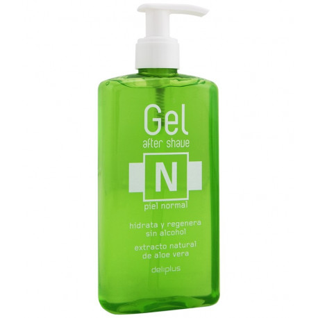 DELIPLUS Gel After Shave Alоe Piel Normal