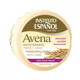 Instituto ESPANOL - Crema Corporal Avena mini