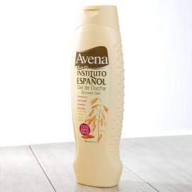 Gel de Ducha Avena, Instituto Español