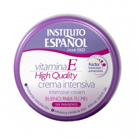 Crema Intensiva Vitamina E, Instituto Español