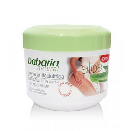 BODY CREAM ANTI-CELLULITE, BABARIA