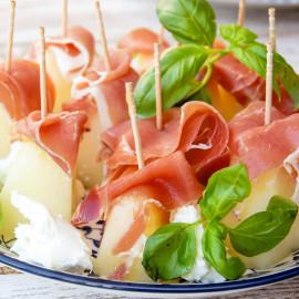 Spanish jamon & meat