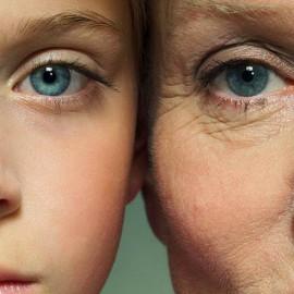 Борьба с увяданием кожи