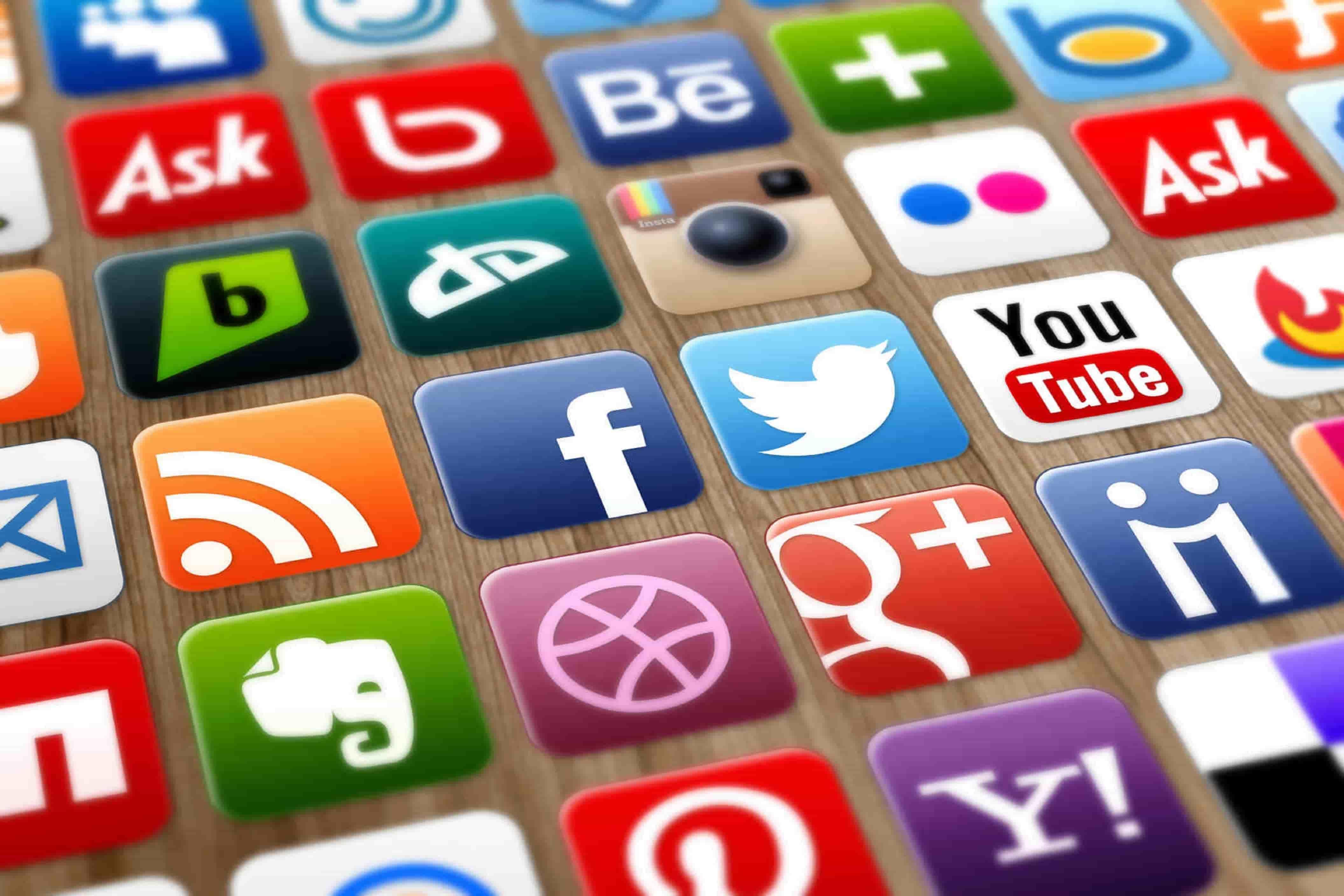Социальные сети