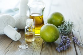 Natural oils and natural extracts